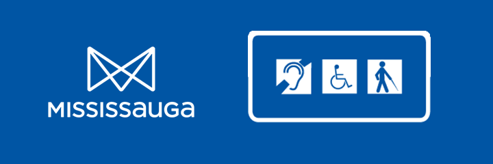 Header image for Mississauga's awareness in accessibility